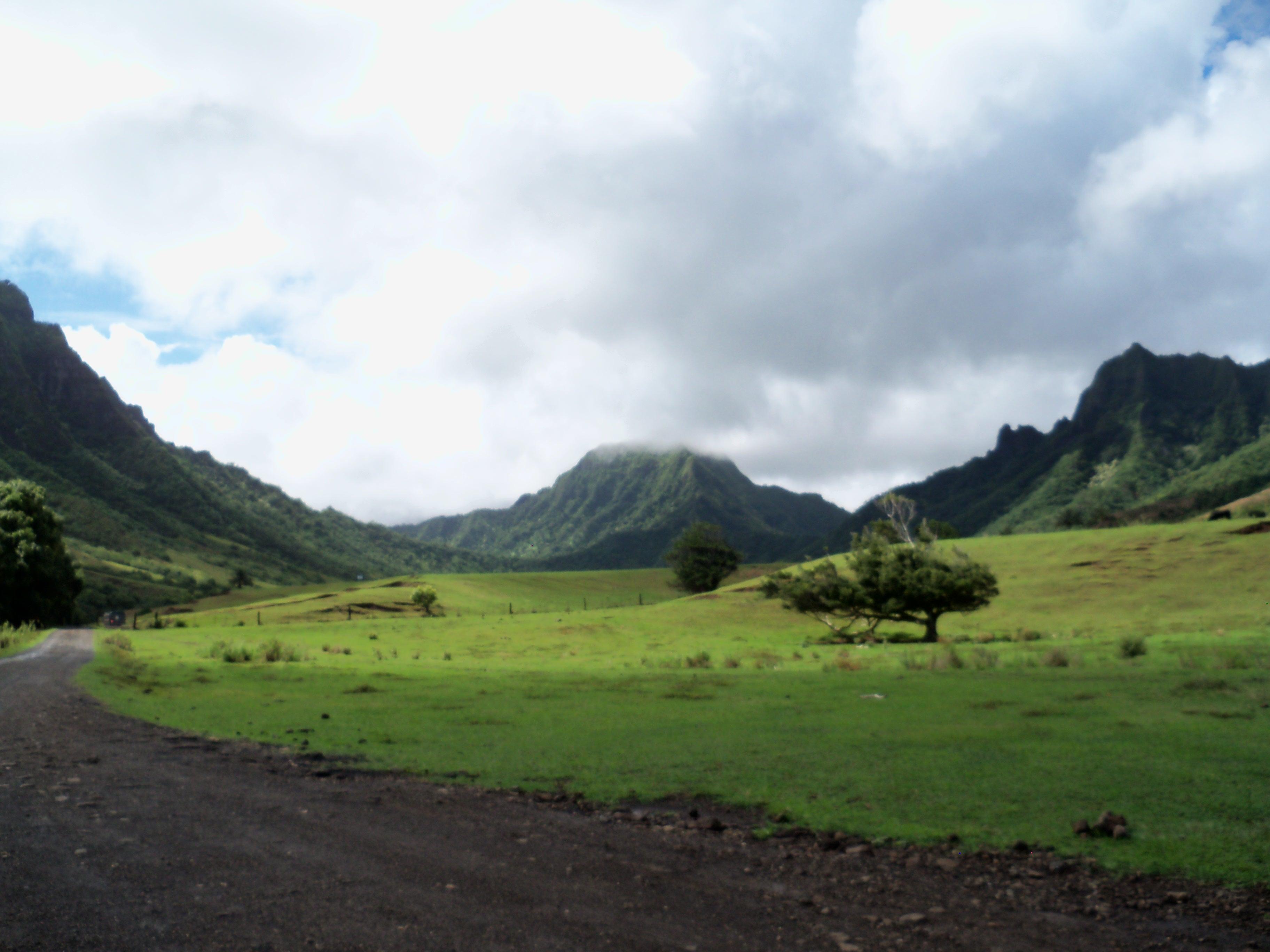 What Island Was Jurassic Park Filmed On