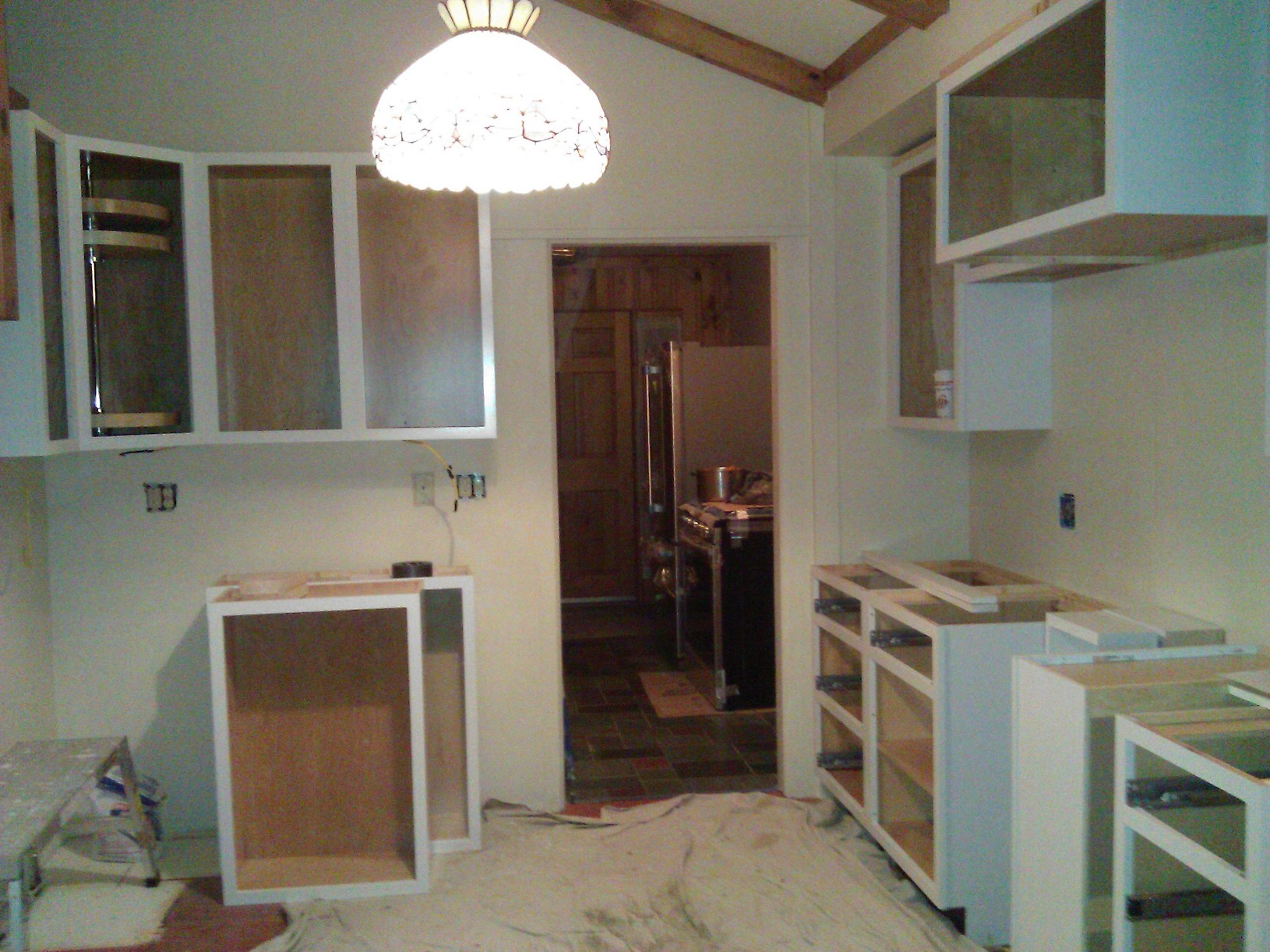 Kitchen Cabinets Thickness Of Door Slits